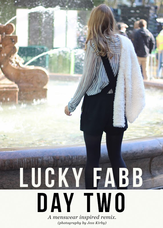 The Steele Maiden: Lucky FABB day two