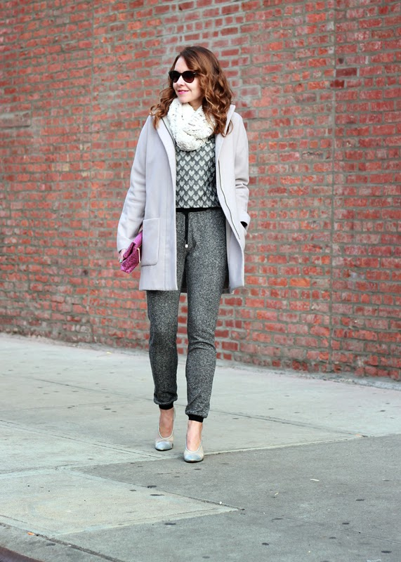 The Steele Maiden: Weekend Casual Valentine's Day look