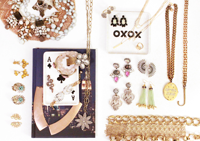 The Steele Maiden: Building a Jewelry Wardrobe