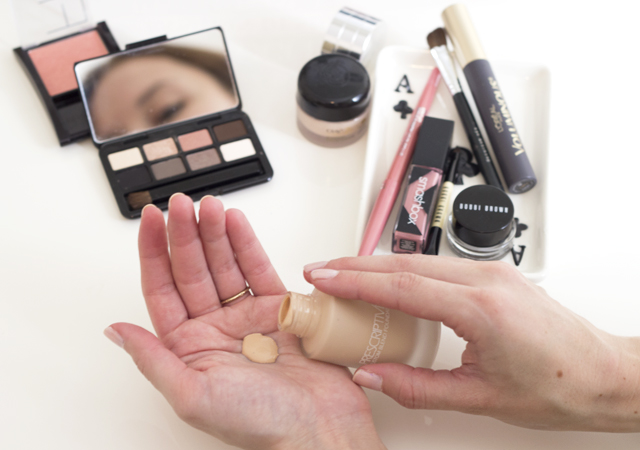 The Steele Maiden: Spring Beauty Routine with Prescriptives Foundation, Bobbi Brown and Smashbox Cosmetics