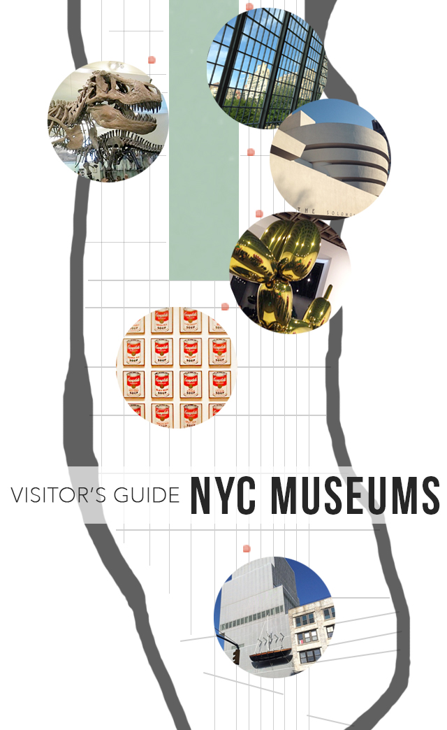 The Steele Maiden: Visitor's Guide to NYC Museums