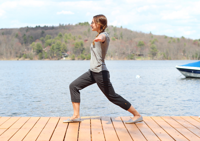 The Steele Maiden: Tips for working out on vacation with Lucy activewear