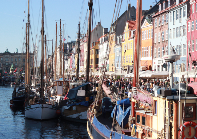Visitors Guide to Copenhagen, Denmark