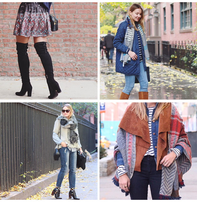 Instagram Roundup: Fall Outfits