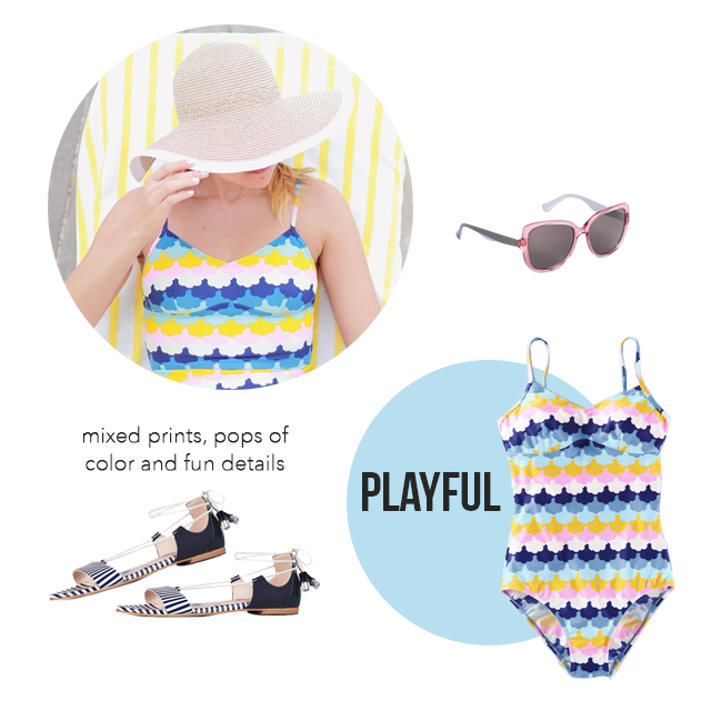 Swim season favorites for every style with Boden