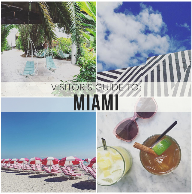 The Steele Maiden's Guide to Miami, Florida