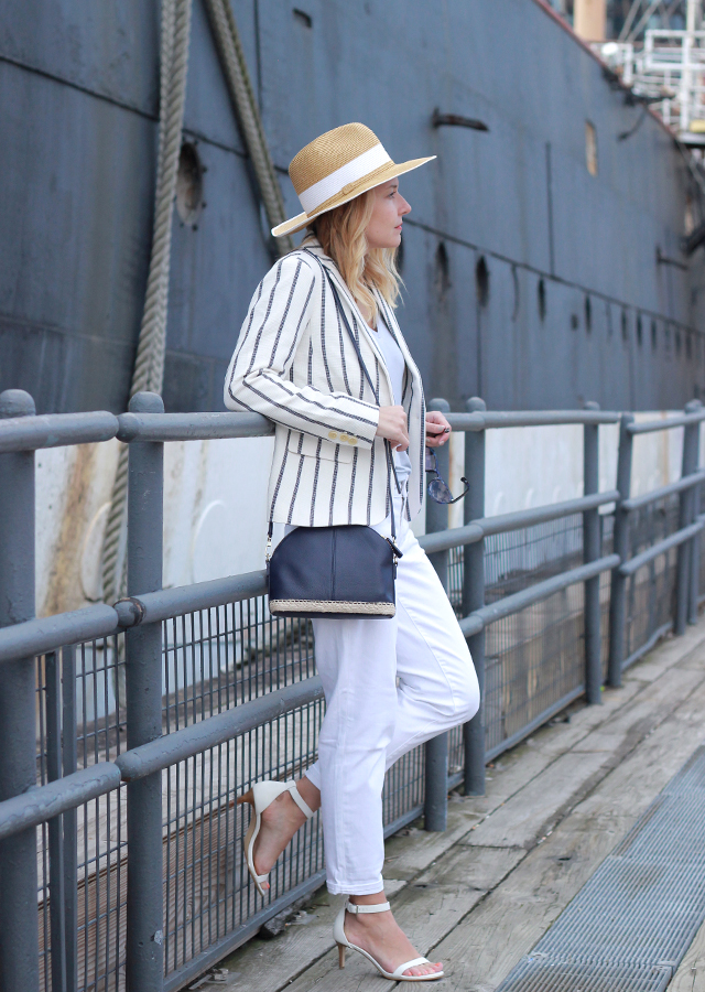 Spring Nautical Style With Talbots The Steele Maiden