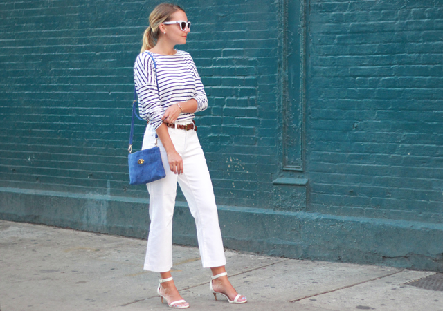 The Steele Maiden: Summer Style with NYDJ #fittobe denim