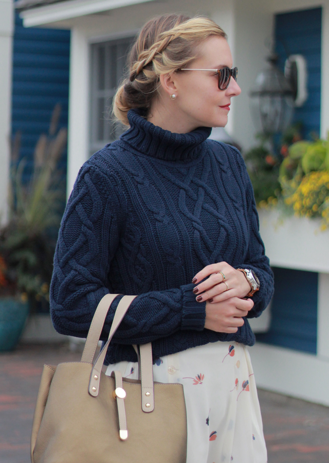 The Steele Maiden: Classic New England style with Lands' End in Kennebunkport, Maine