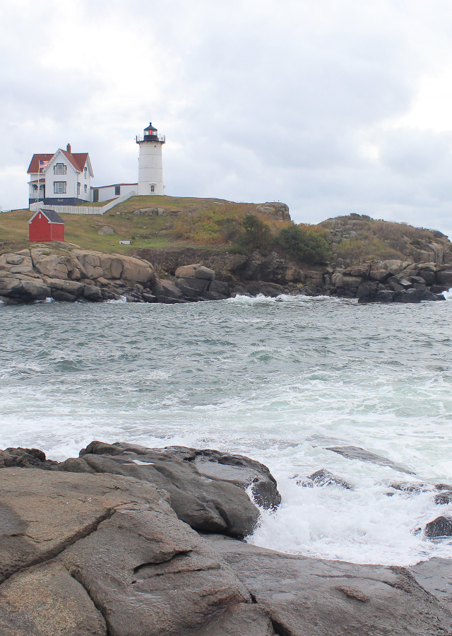 The Steele Maiden: Travel Guide to Coastal Maine
