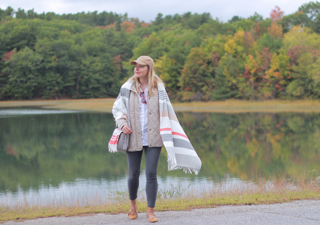 The Steele Maiden: Fall Outdoor Style in Wiscasset Maine