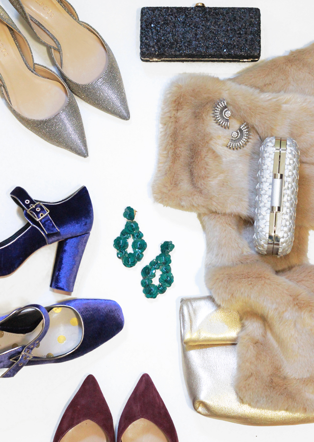 The Steele Maiden: Holiday Party Accessories