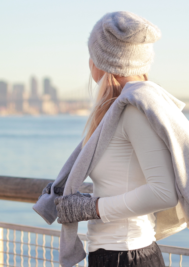 The Steele Maiden: Must Have Winter Activewear with Uniqlo Heattech