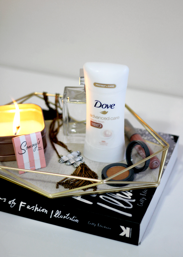 The Steele Maiden: A day in the life with Dove Advanced Care