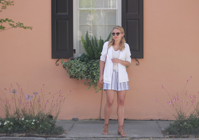 The Steele Maiden: Lightweight summer linen from Old Navy