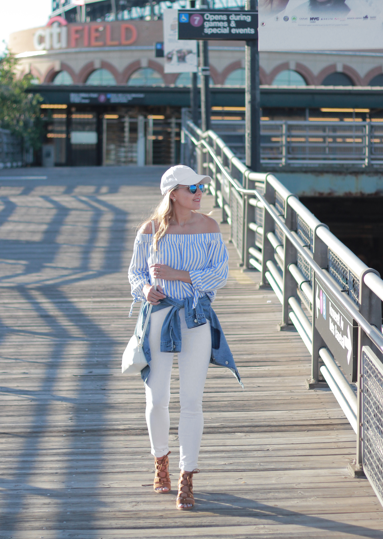 The Steele Maiden: Summer Date Night with MLB and Old Navy