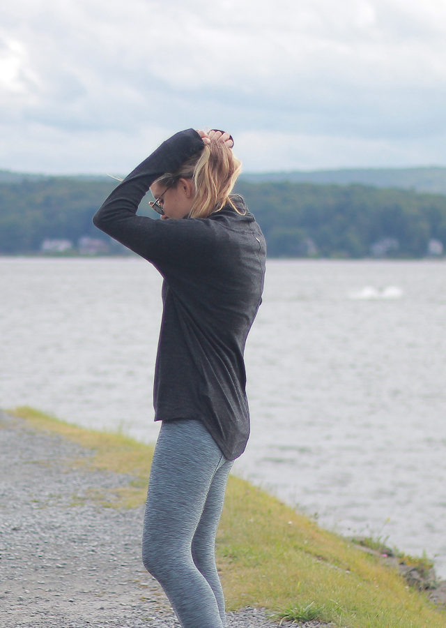 The Steele Maiden: Fall Fitness with prAna sustainable activewear