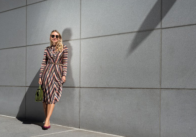The Steele Maiden: Office Style for Fall with Maggy London