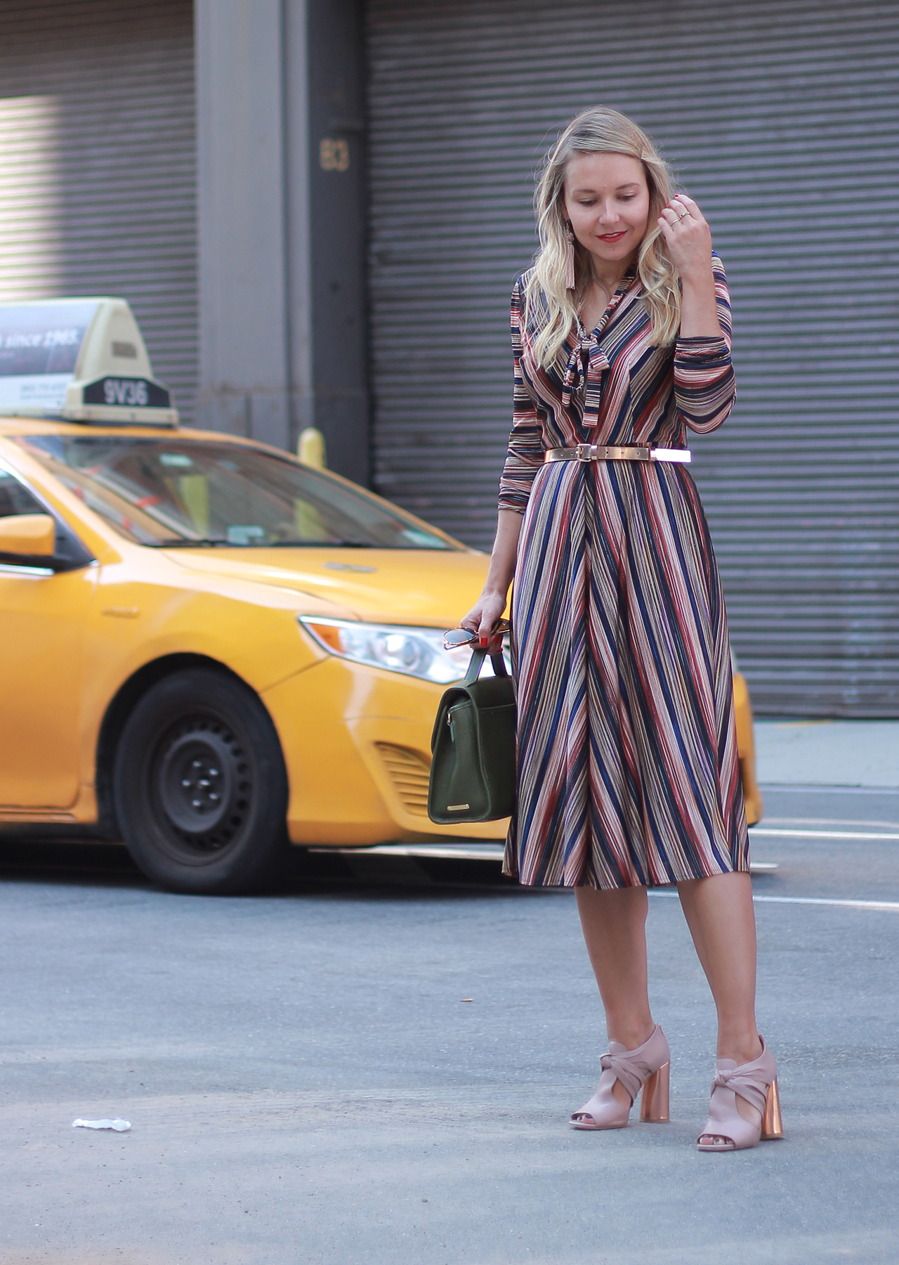 NYFW Style: Seventies Inspired Style for Fall
