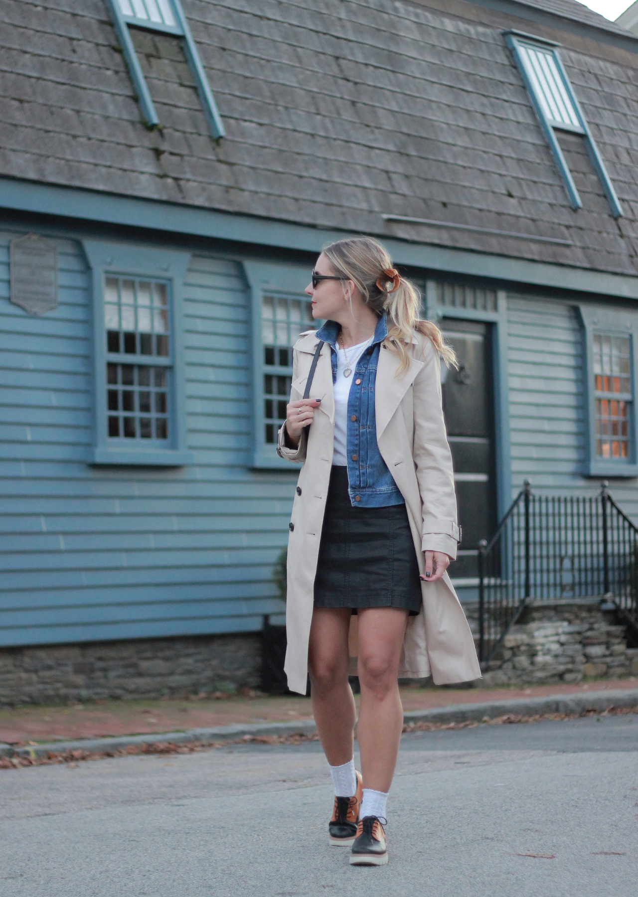 The Steele Maiden - 3 Must Have Coats for Fall Travel