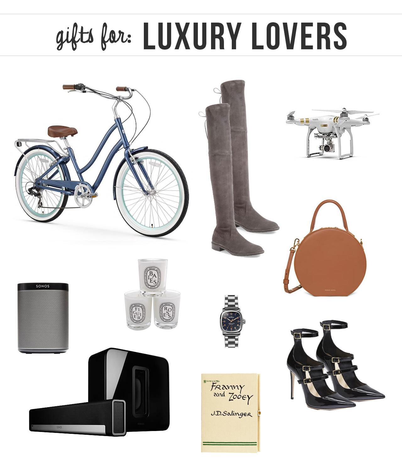 The Steele Maiden: 100 Best Holiday Gift Ideas