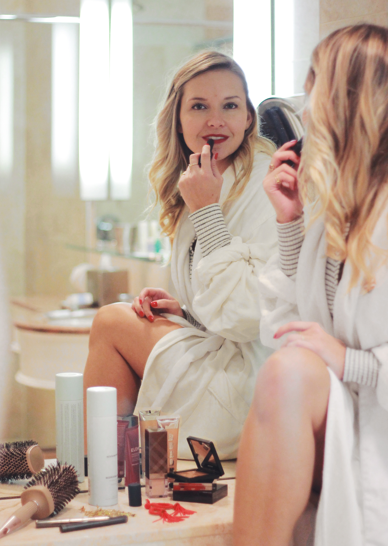 The Steele Maiden: Holiday Beauty Favorites for a Night Out