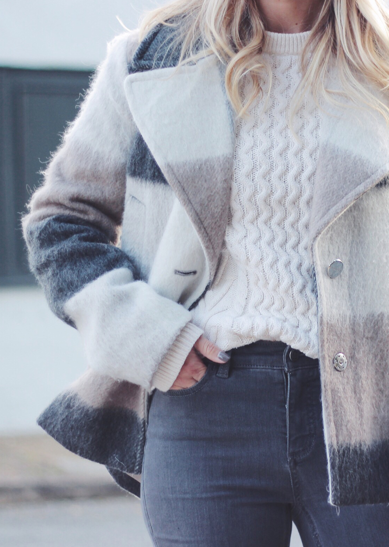 The Steele Maiden: Cozy Winter Textures