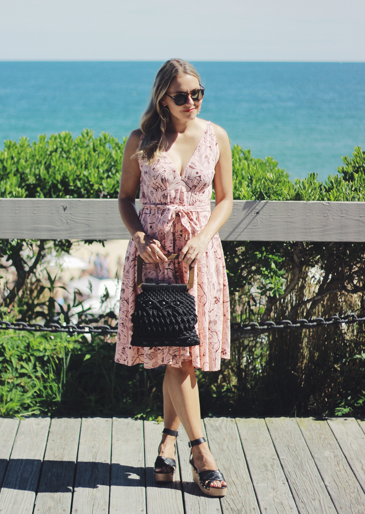 The Steele Maiden: Gurney's Montauk with Kendra Scott