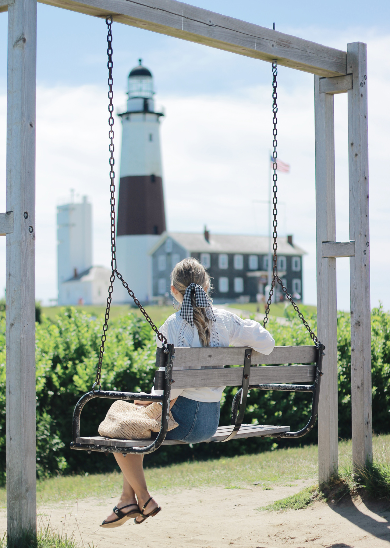 The Steele Maiden: Day Trip to Montauk