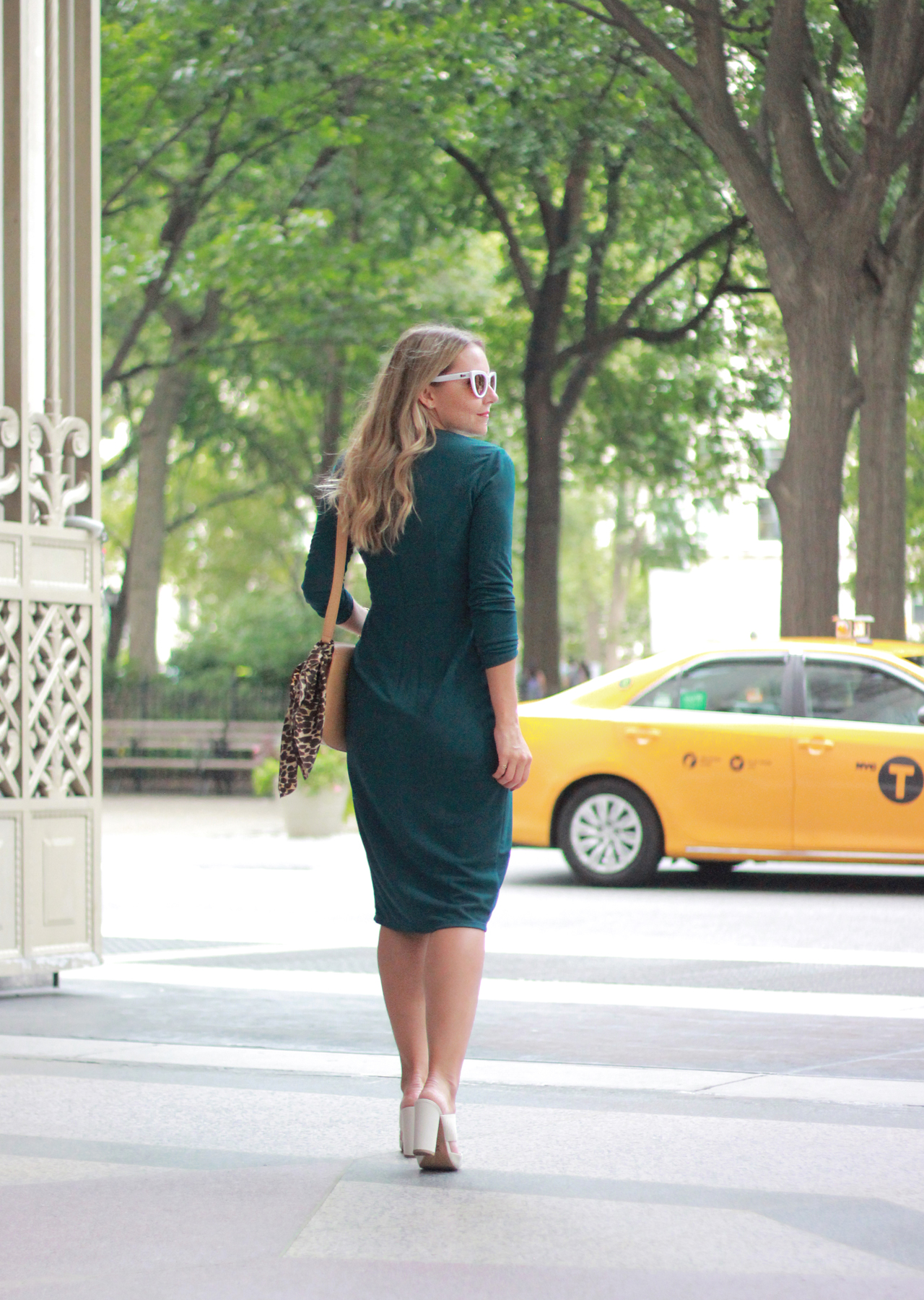 The Steele Maiden: Fall Office Outfit Inspiration with London Times
